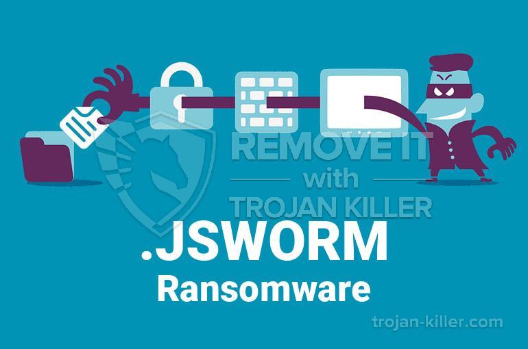 virus JSWORM