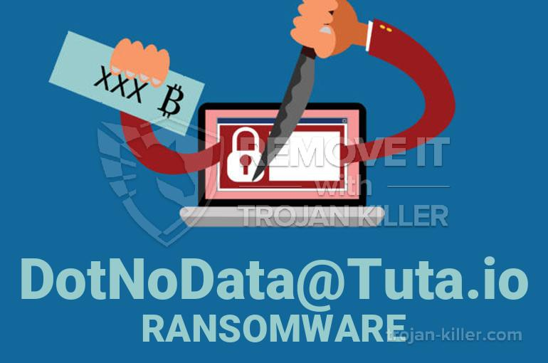 DotNoData@Tuta.io virus