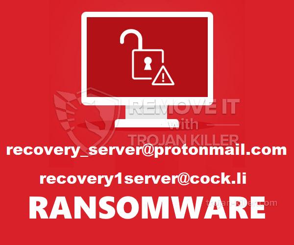 Recovery1server@cock.li virus