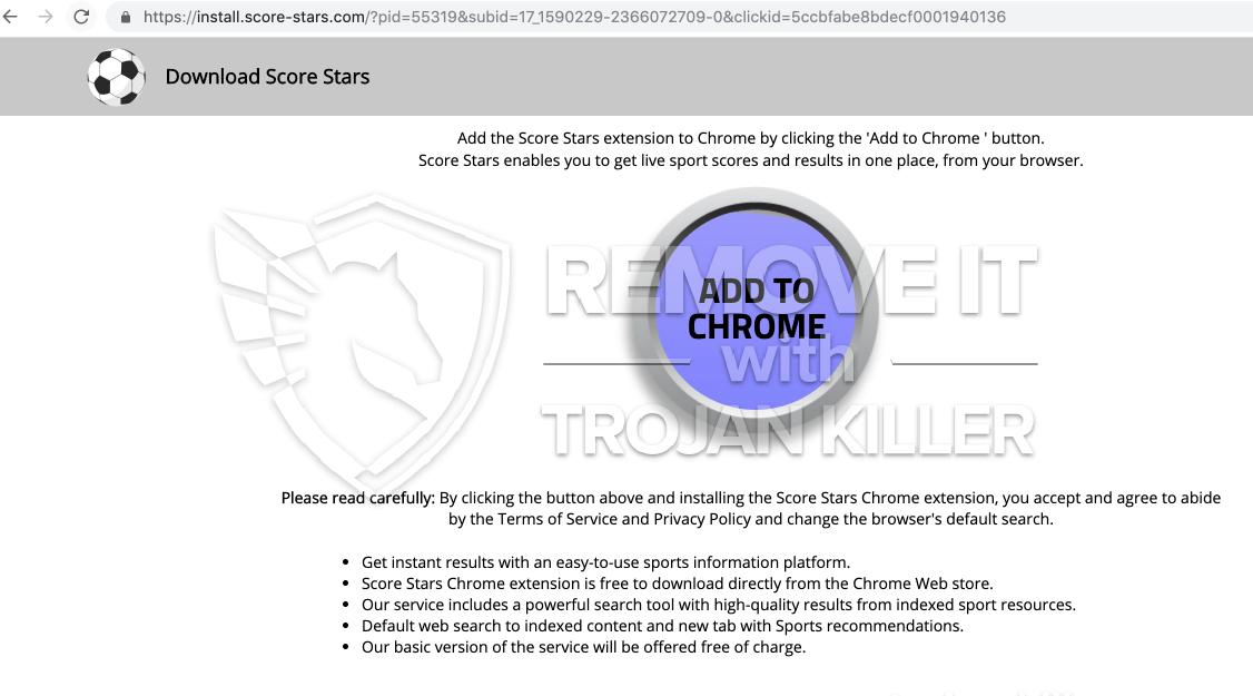 Score-stars.com virus