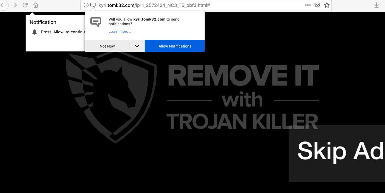 Tomk32.com virus