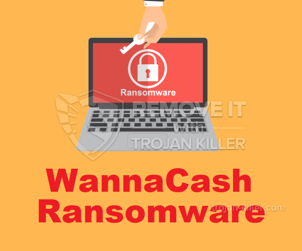.WANNACASH virus