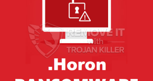 HORON Virus Ransomware (+ .horon File Recovery)