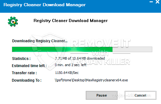 remove Max Registry Cleaner