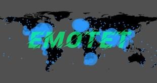 Emotet 봇넷은 다시 공격입니다