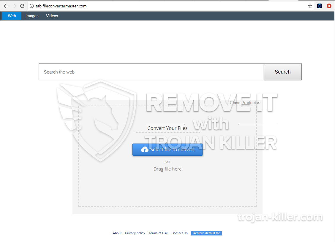 Fileconvertermaster.com virus