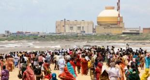 Virus en una planta nuclear de la India