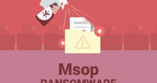 Remove Msop Virus Ransomware (+File Recovery)