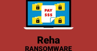 Remove Reha Virus Ransomware (+File gendannelse)