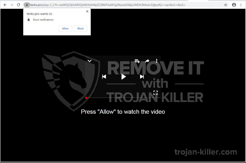 Terko.pro virus