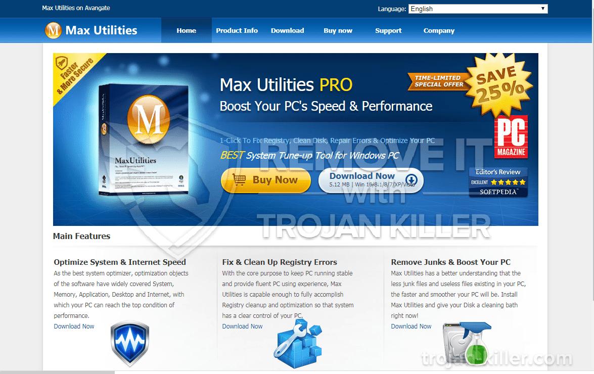 Lo que es Max Utilidades?