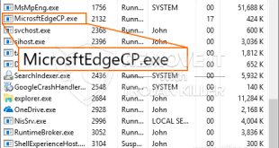 How to remove MicrosftEdgeCP.exe easily in no time