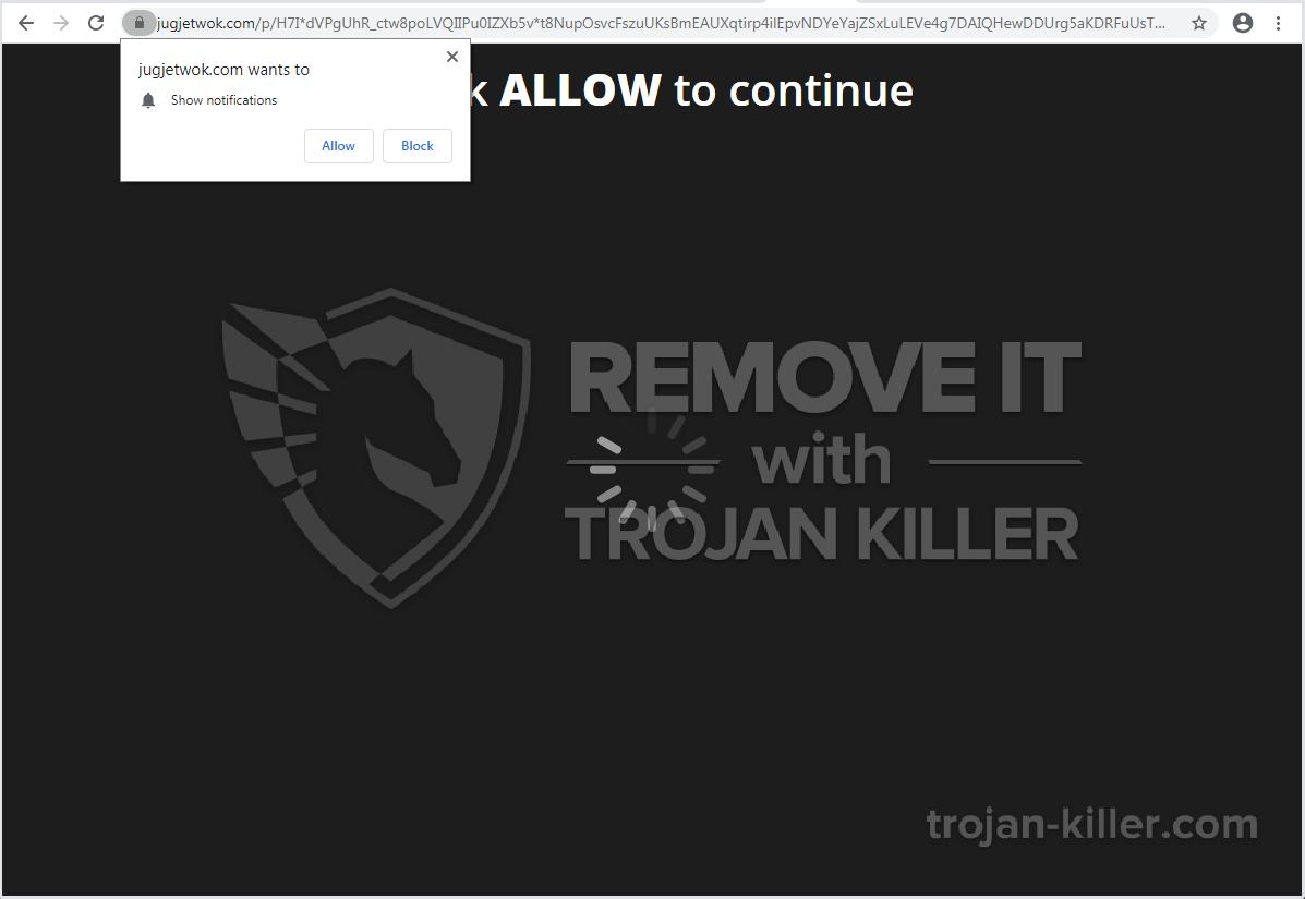Jugjetwok.com virus