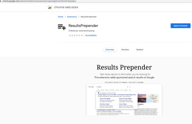 ResultsPrepender