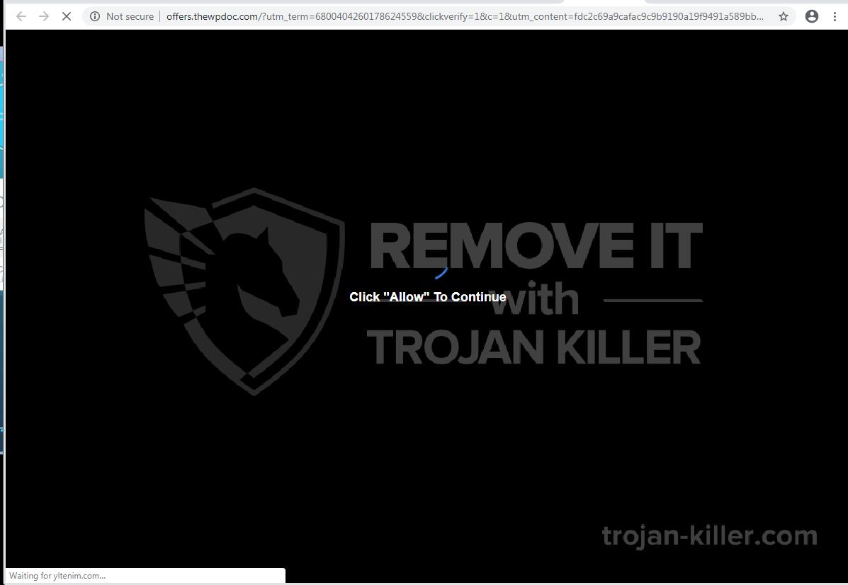 Thewpdoc.com virus
