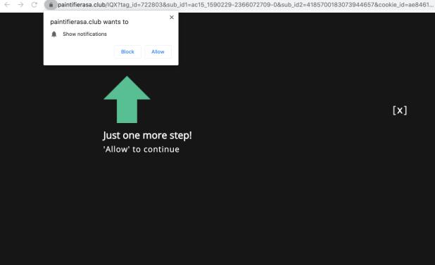 paintifierasa.club push notifications