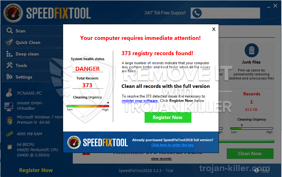 What is SpeedFixTool?