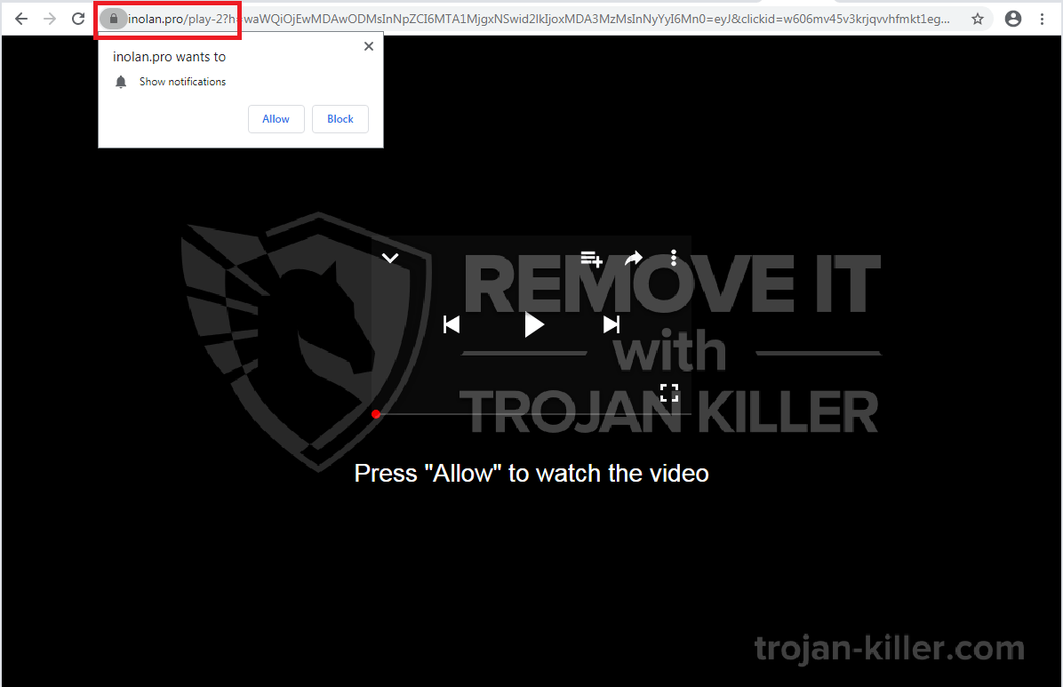 Inolan.pro virus
