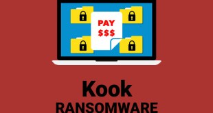 Remove Kook Virus Ransomware (+File Recovery)