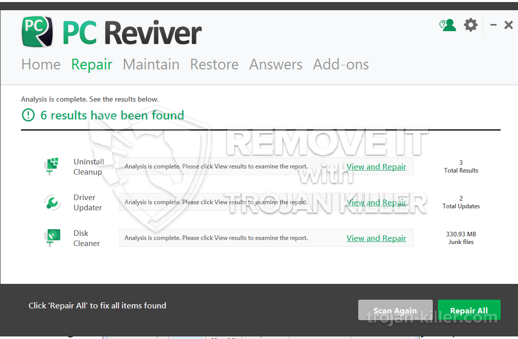 What is PC Reviver?