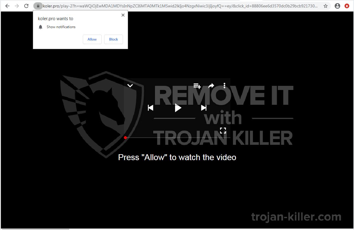 koler.pro-virus