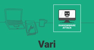 Remove Vari Virus Ransomware (+File gendannelse)