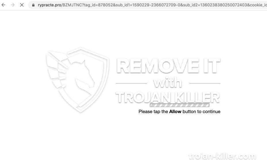 Rypracte.pro virus