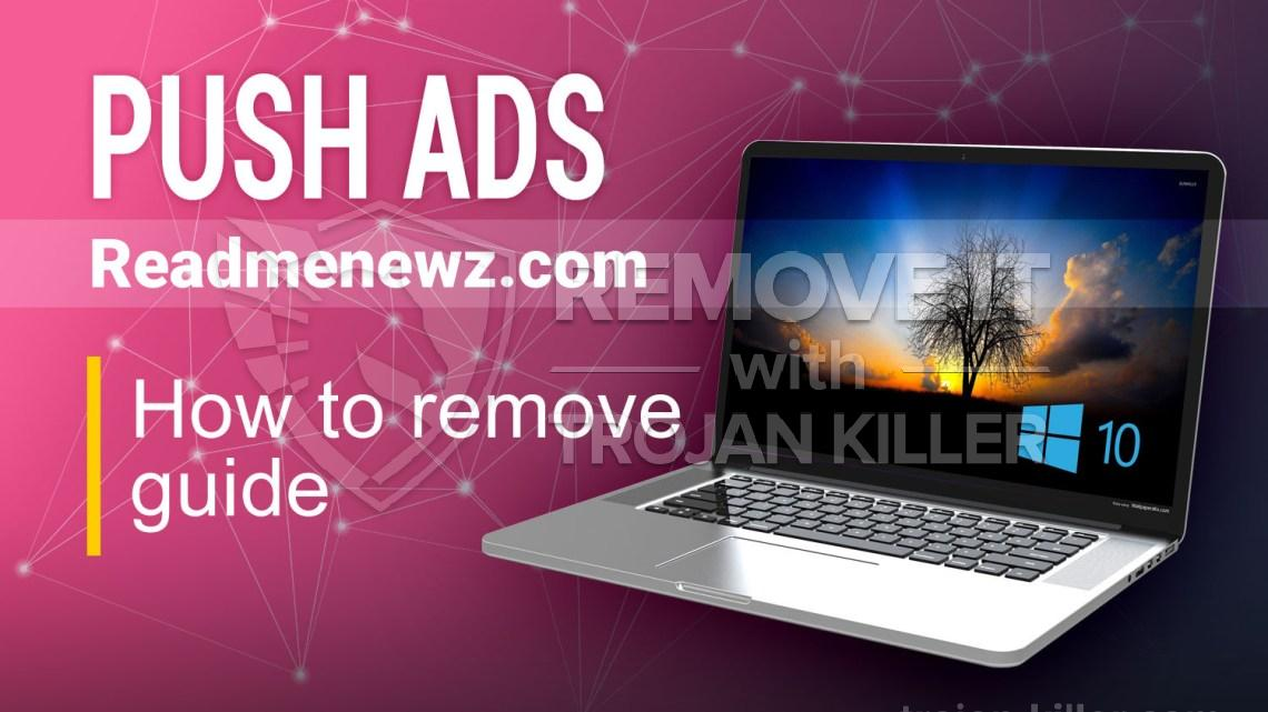 Readmenewz.com virus