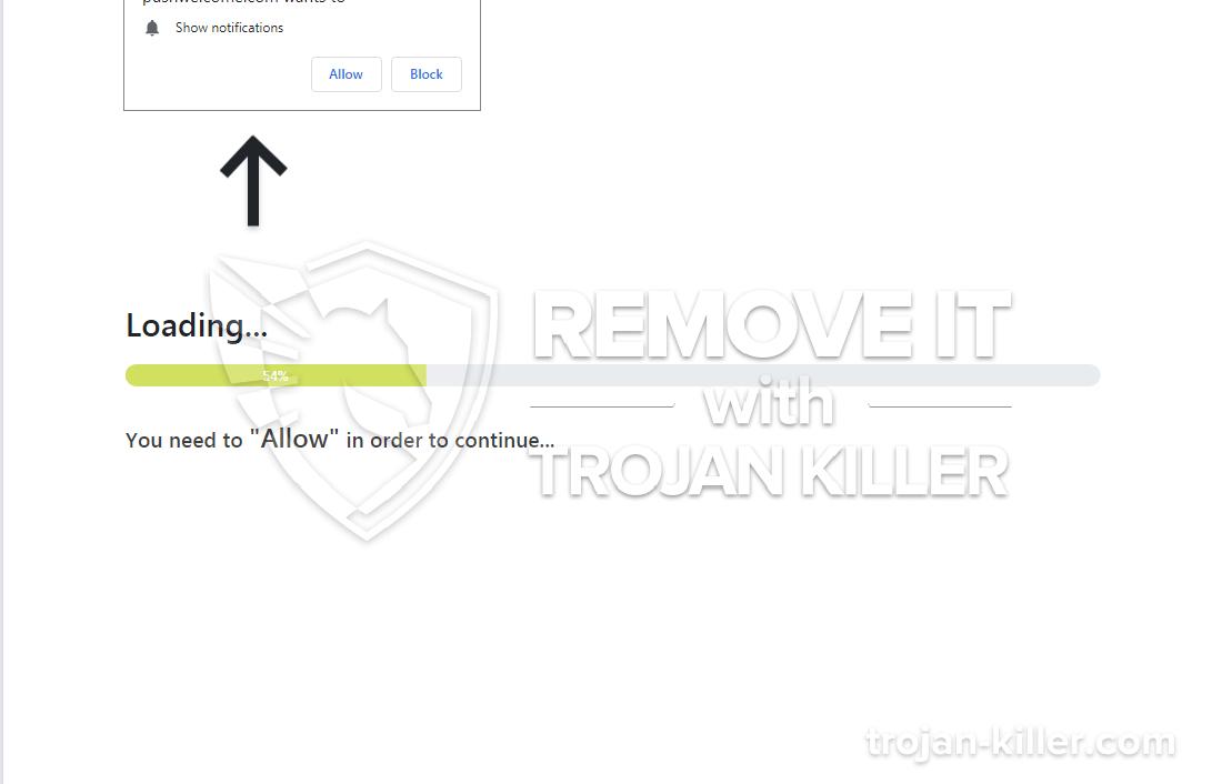 Caravane-plantes.com virus