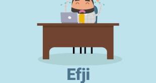 Entfernen Sie die Efji Virus Ransomware (+Wiederherstellung von Dateien)