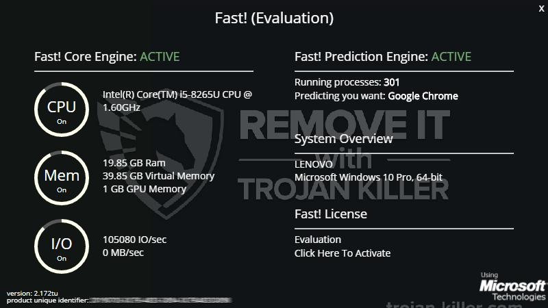 remove Fast!