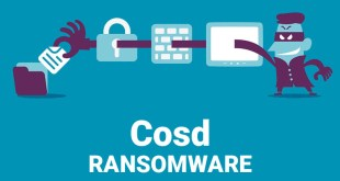 Fjern Cosd Virus Ransomware (+File Recovery)