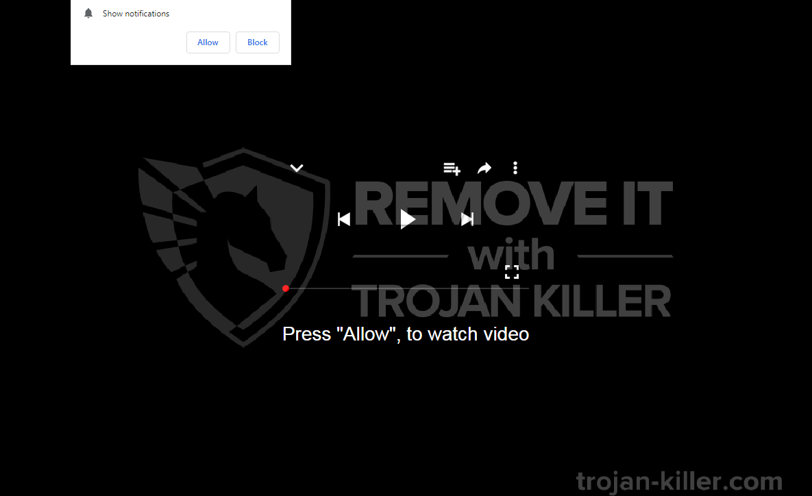 Thisisyourprize.site virus
