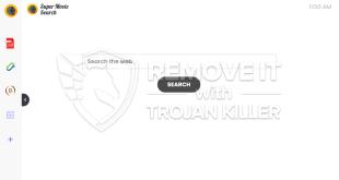 Way to remove Supermoviesearch.com?