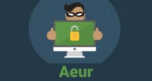 Aeur 바이러스 랜섬웨어 제거 (+파일 복구)
