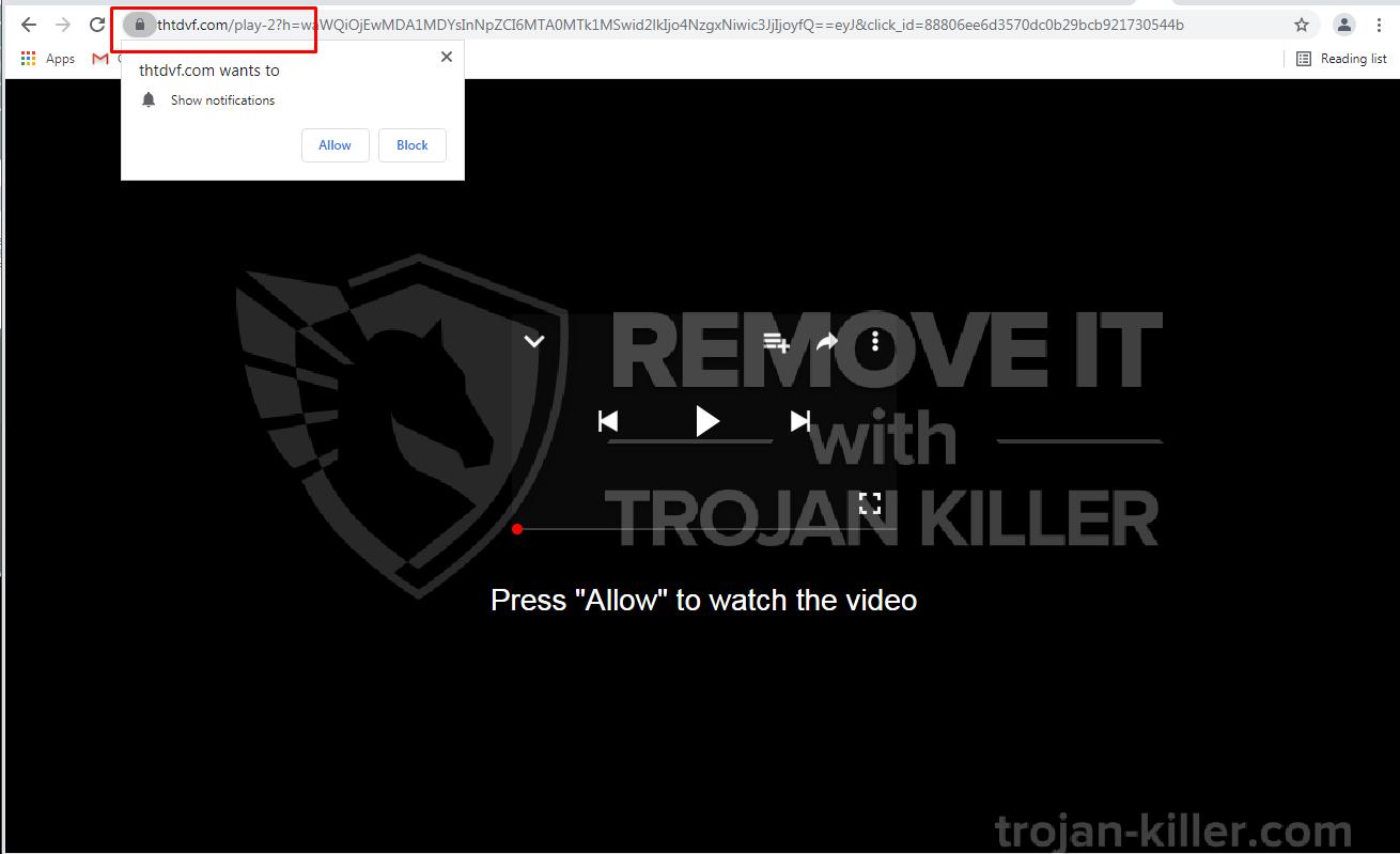 Thtdvf.com virus