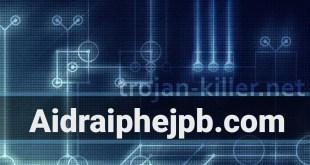 Remove Aidraiphejpb.com Show notifications