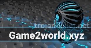 Game2world.xyz verwijderen Meldingen weergeven