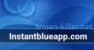 Remove Instantblueapp.com Show notifications
