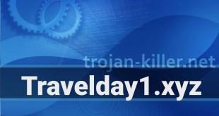 Travelday1.xyz verwijderen Meldingen weergeven