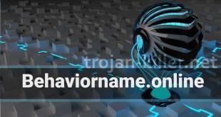 Entfernen Behaviorname.online Benachrichtigungen anzeigen