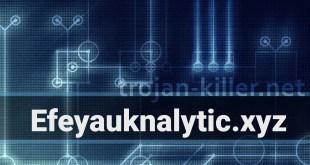 Eliminar Efeyauknalytic.xyz Mostrar notificaciones