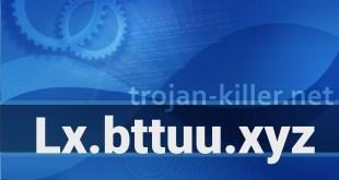Lx.bttuu.xyz entfernen Benachrichtigungen anzeigen