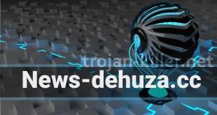 News-dehuza.cc 제거 알림 표시