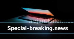 Verwijder Special-breaking.news Toon meldingen