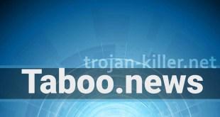 Taboo.news entfernen Benachrichtigungen anzeigen