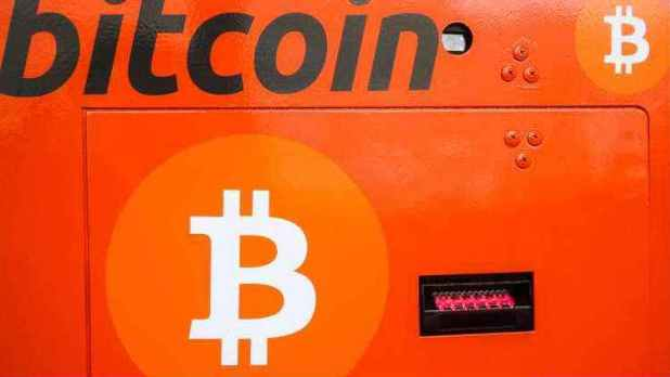 Bitcoin minibank