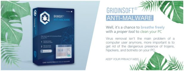 Descargar GridinSoft Anti-Malware