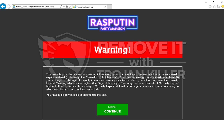 dating website pop ups