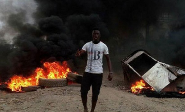 4 Feared Dead,18 Injured As Pro Biafra Protest Turns Violent